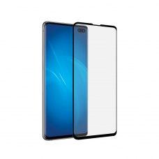 Защитное стекло 5D для Samsung Galaxy S10+ Black