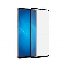 Защитное стекло 5D для Samsung Galaxy S10 Black