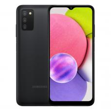 Смартфон Samsung Galaxy A03s 3/32Gb Черный РСТ