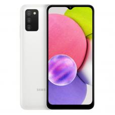 Смартфон Samsung Galaxy A03s 3/32Gb Белый РСТ