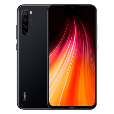 Смартфон Xiaomi Redmi Note 8 2021 4/64Gb Черный Global Version