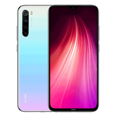 Смартфон Xiaomi Redmi Note 8 2021 4/64Gb Белый Global Version