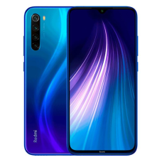 Смартфон Xiaomi Redmi Note 8 2021 4/64Gb Синий Global Version