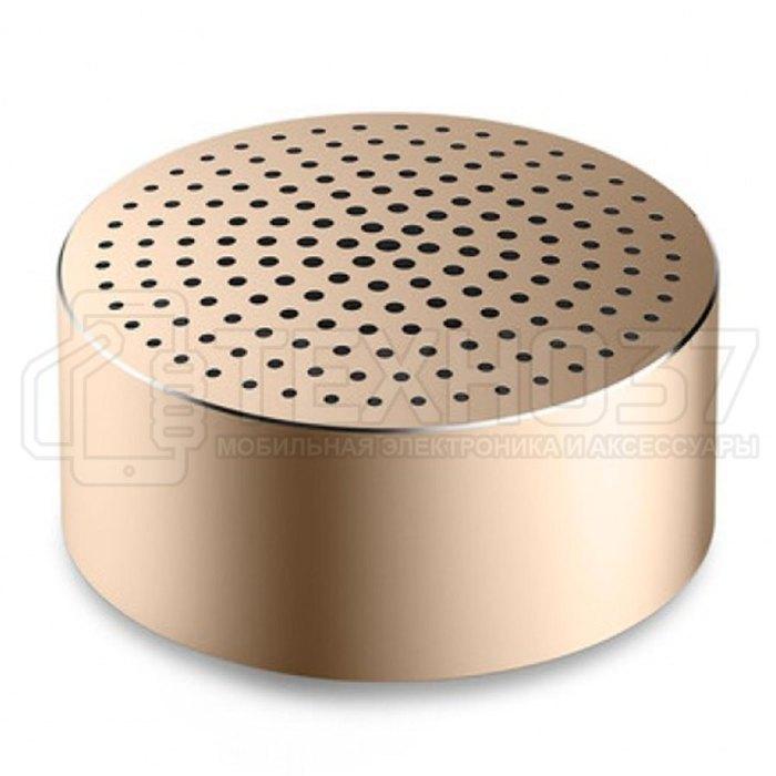 Портативная колонка Xiaomi Portable Speaker Gold
