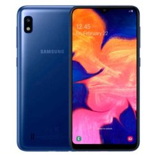 Смартфон Samsung Galaxy A10 2Gb + 32Gb Синий