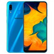 Смартфон Samsung Galaxy A30 3Gb + 32Gb Синий
