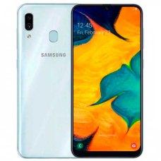 Смартфон Samsung Galaxy A30 3Gb + 32Gb Белый