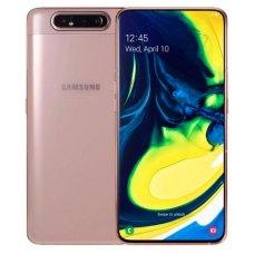 Смартфон Samsung Galaxy A80 8Gb + 128Gb Золотой
