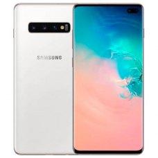 Смартфон Samsung Galaxy S10+ 12Gb + 1Tb Керамический белый
