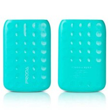Портативный Аккумулятор Remax Proda Lovely Series Powerbank 10000mAh Green
