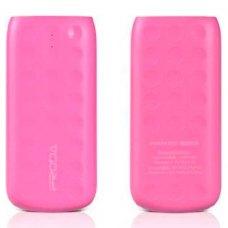 Портативный Аккумулятор Remax Proda Lovely Series Powerbank 5000mAh Pink