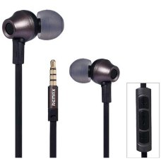 Гарнитура Remax Earphone RM-610D Black