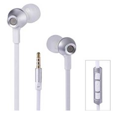 Гарнитура Remax Earphone RM-610D Silver