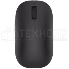 Мышка Xiaomi Mi Wireless Mouse Black USB Чёрный