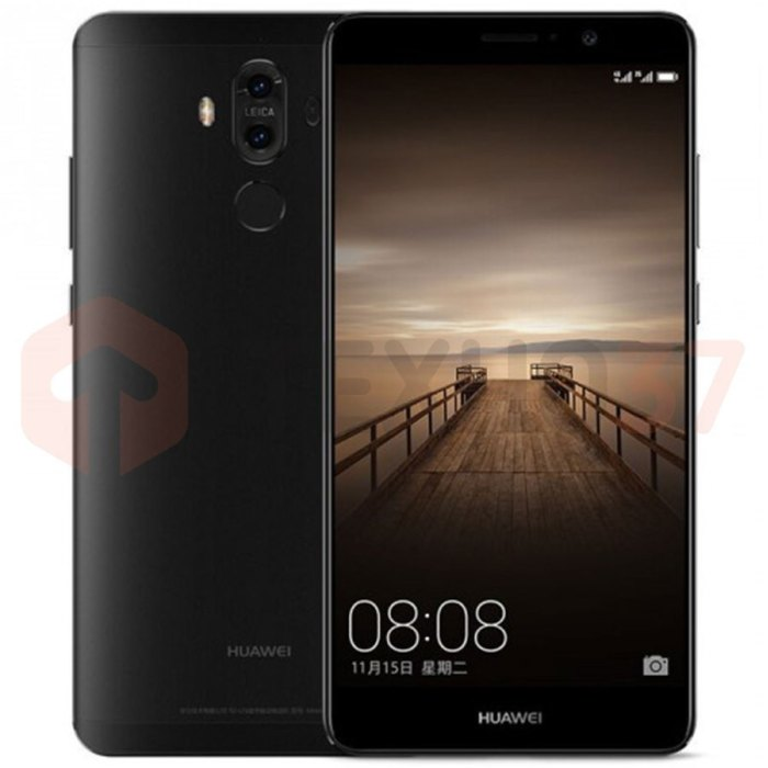 Смартфон Huawei Mate 9 Dual sim 64Gb Black