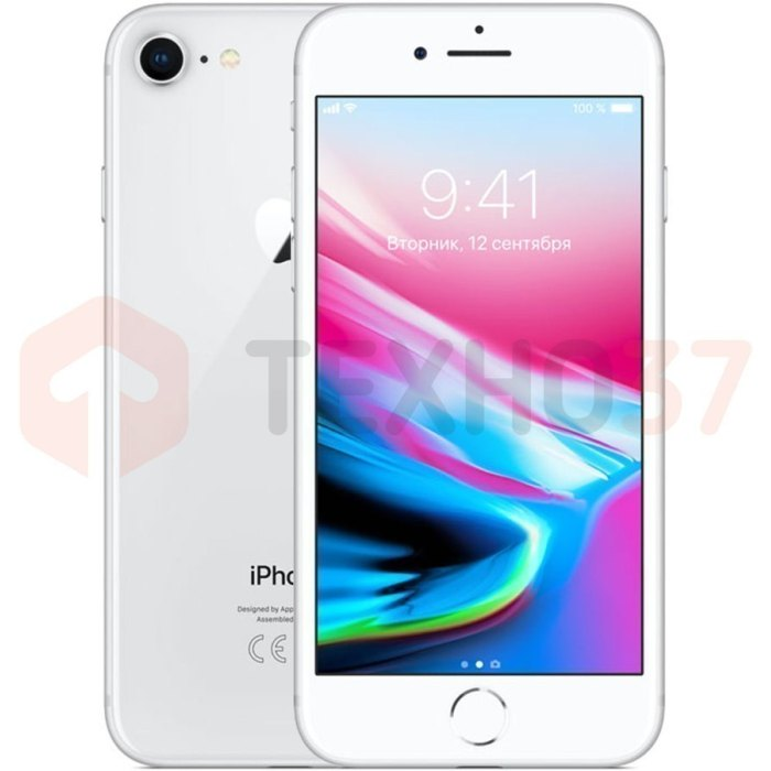 Смартфон Apple iPhone 8 64Gb Silver