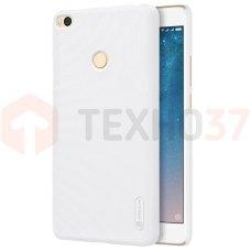 Чехол бампер Nillkin Phone Protection Case для Xiaomi Mi Max 2 Белый