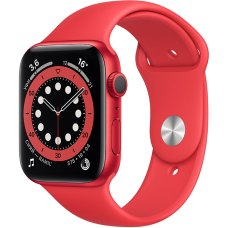 Умные часы Apple Watch S6 40mm PRODUCT(RED) Aluminum Case with PRODUCT(RED) Sport Band