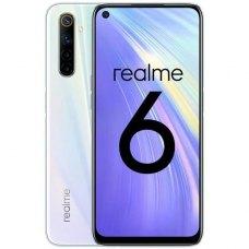 Смартфон Realme 6 4/128Gb Белая комета
