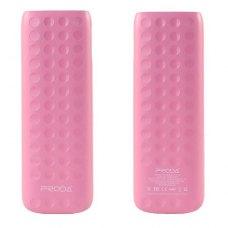Портативный Аккумулятор Remax Proda Lovely 12000mAh Pink