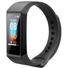 Фитнес-браслет Xiaomi Mi Band 4C Черный (EAC)