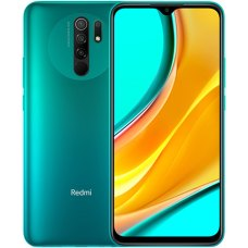 Смартфон Xiaomi Redmi 9 3/32Gb Ocean Green Global Version