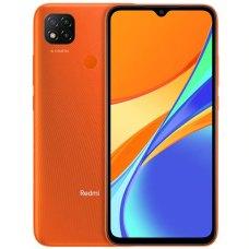 Смартфон Xiaomi Redmi 9C NFC 2/32Gb Sunrise Orange Global Version