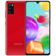 Смартфон Samsung Galaxy A41 4/64Gb Красный