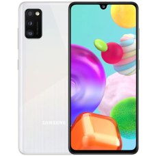 Смартфон Samsung Galaxy A41 4/64Gb Белый