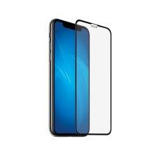 Защитное закаленное стекло DF для Apple iPhone 11