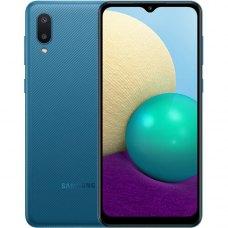 Смартфон Samsung Galaxy A02 2/32Gb Синий