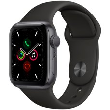 Умные часы Apple Watch S5 40mm Space Grey Sport Band