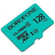 Карта памяти Borofone Micro SD Card Class 10 128Gb