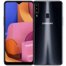Смартфон Samsung Galaxy A20s 3/32Gb Черный