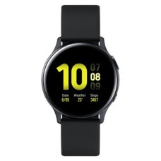 Смарт-часы Samsung Galaxy Watch Active2 Алюминий 40 мм Черный