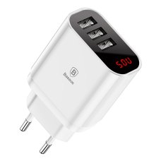 Сетевое зарядное устройство Baseus CCALL-BH02 White