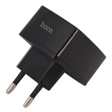 Сетевое зарядное устройство Hoco C26 Black