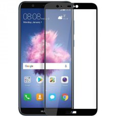 Защитное стекло 5D для Huawei P Smart Black