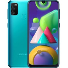 Смартфон Samsung Galaxy M21 4/64Gb Зеленый
