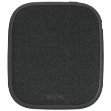 Портативный аккумулятор с поддержкой беспроводной зарядки Xiaomi SOLOVE W5 10000mAh Black