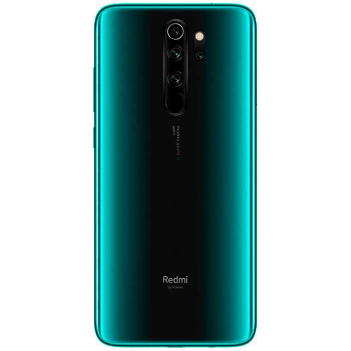 Смартфон Redmi Note 8 Pro 6/64Gb Green Global Version