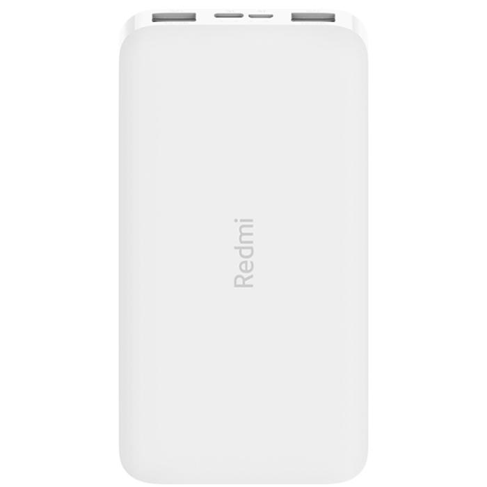 Портативный аккумулятор Redmi Power Bank 10000mAh White