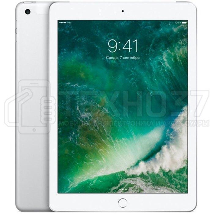 Планшет Apple iPad (2018) 32Gb Wi-Fi + Cellular Silver (MR6P2RU/A)