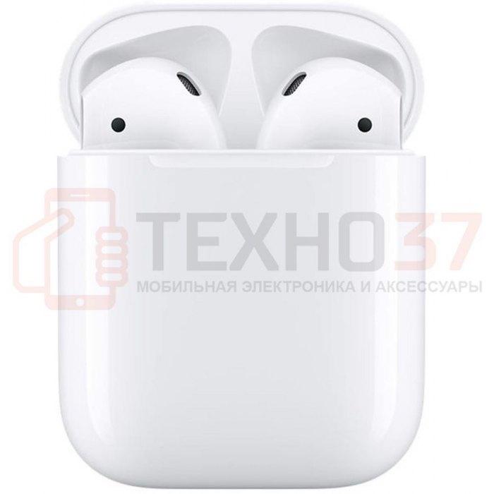 Беспроводные наушники (гарнитура)  Apple AirPods Белый