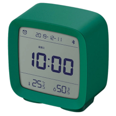 Умный будильник Qingping Bluetooth Alarm Clock Green