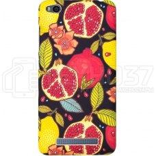 "Чехол-бампер для Xiaomi Redmi 4A ""Fruits"""