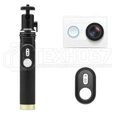 Экшн-камера Xiaomi Yi Bluetooth Selfie Stick Kit Белый
