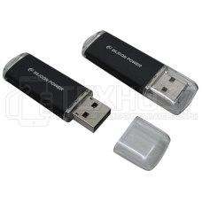 Флэш-накопитель USB2 16GB SP016GBUF2M01V1K SILICON POWER