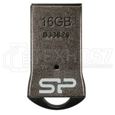 Флэш-накопитель USB2 16GB SP016GBUF2T01V1K SILICON POWER