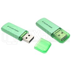 Флэш-накопитель USB2 8GB SP008GBUF2101V1N SILICON POWER